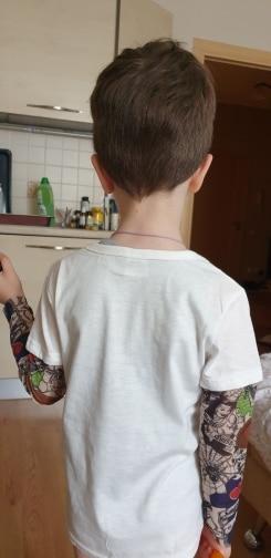 Hot sale New Kids Baby Girls Boys Popular Hero T-shirt long Sleeve kids Tops, cotton children's tops photo review