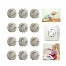 Child Safety Socket Cover 12 Pieces