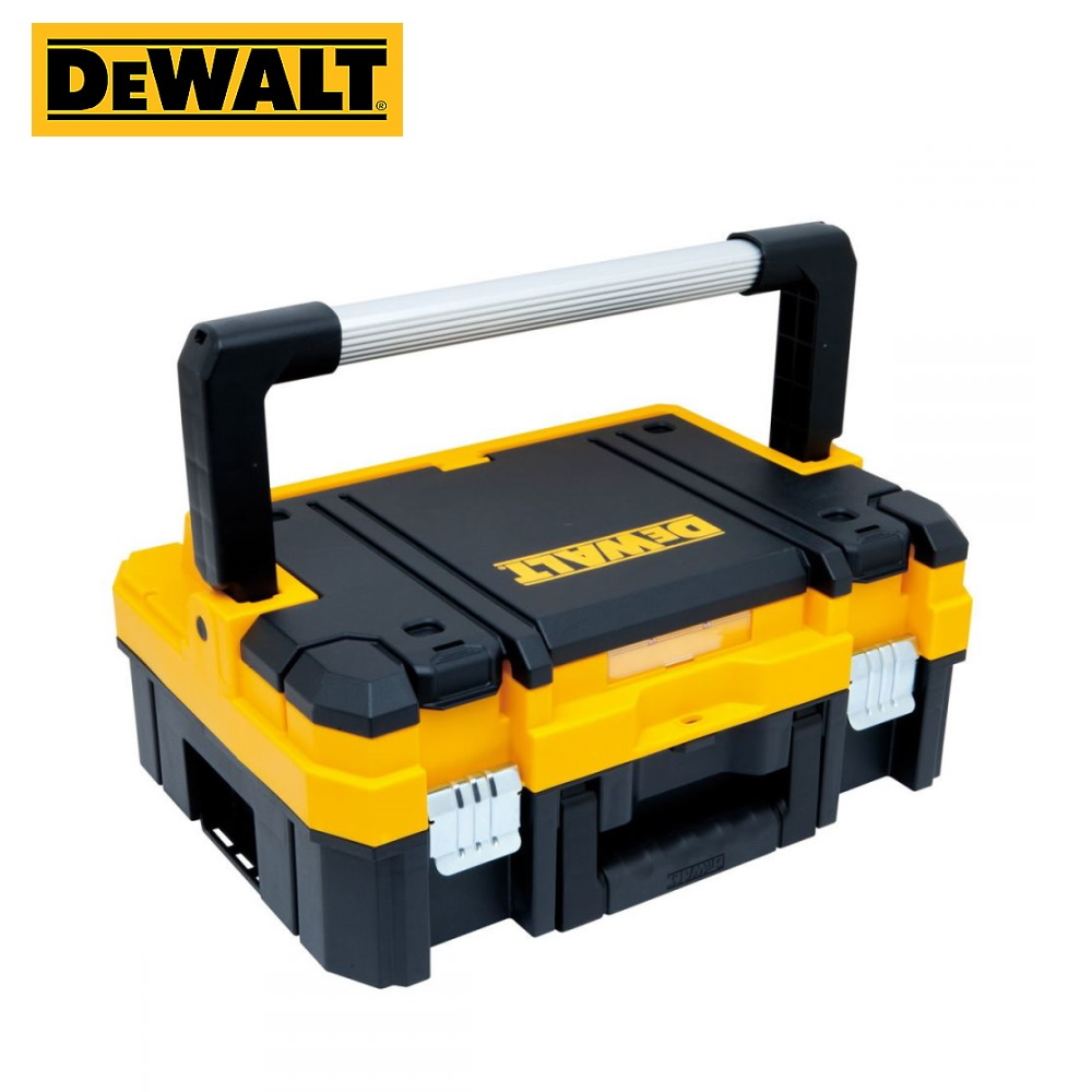 Tool Box DeWalt DWST1-70704 Tool Accessories Construction Accessory Storage Box Delivery From Russia
