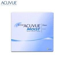 Контактные линзы 1-Day Acuvue Moist(180 шт) R: 8.5