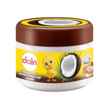 Dalin Coco Cotton And Shea butter Vaseline 100 ml недорого