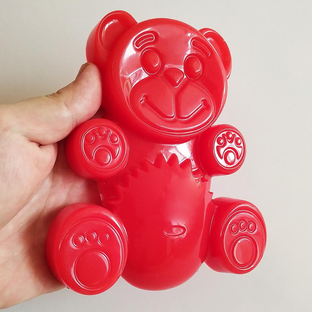 Игрушка Желейный Медведь Валера 14 см Fun Bear silicone toys