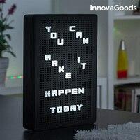 InnovaGoods ライトアップペグボード