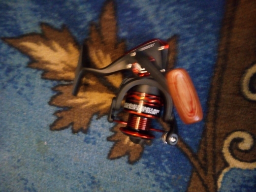 Carretilhas de pesca Carretel Carretel Superior