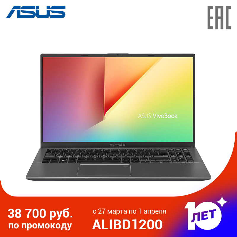 Laptop Asus X512ua Intel I3-8130u/4 GB/256 GB SSD/15.6