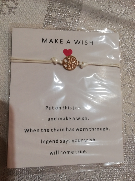 """Make a Wish"" Lotus Bracelets"