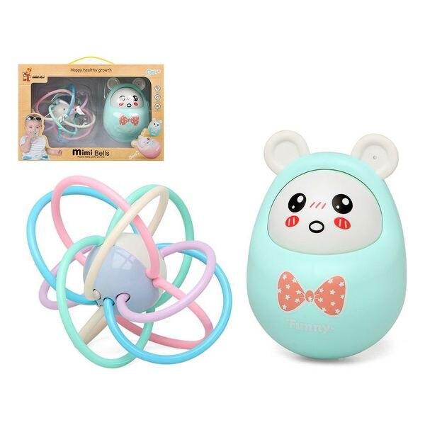 Set Of Toys For Babies Mimi Bells 114331 (2 Pcs)