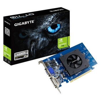 Graphics card Gigabyte NVIDIA GT-710 1 GB DDR5