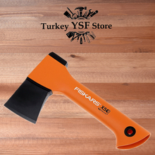 Survival-Tools Ax Hatchet Fiskars Plastic X5 Case Shredding XXS Easy-To-Carry High-Quality