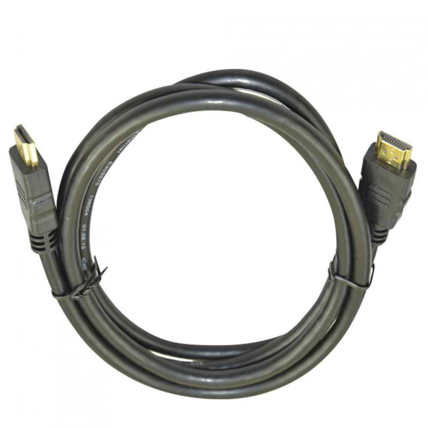 HDMI Cord 2.0 1,5m Black