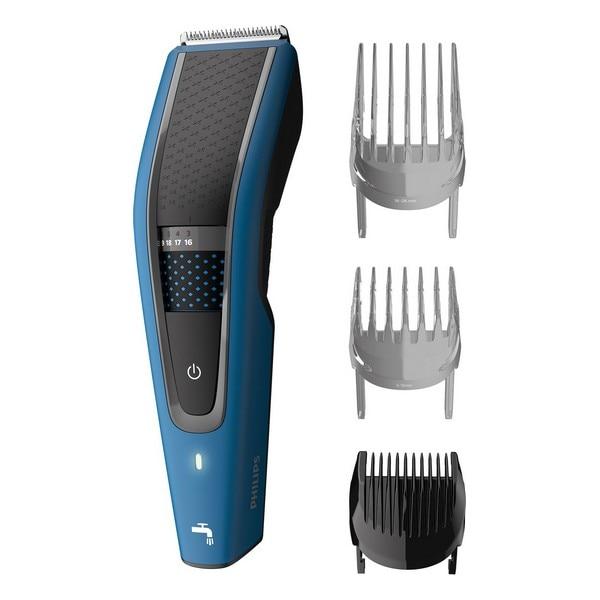 Ev Aletleri'ten Saç Tıraş Mak.'de Akülü saç makasları Philips HC5612/15 mavi title=