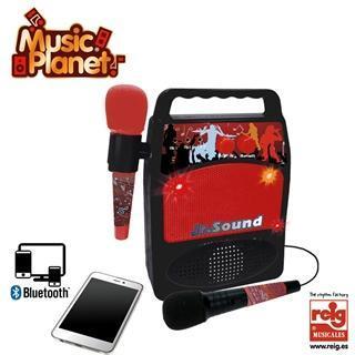Music Planet Bafle Amplificador 2 Micro Juguetería