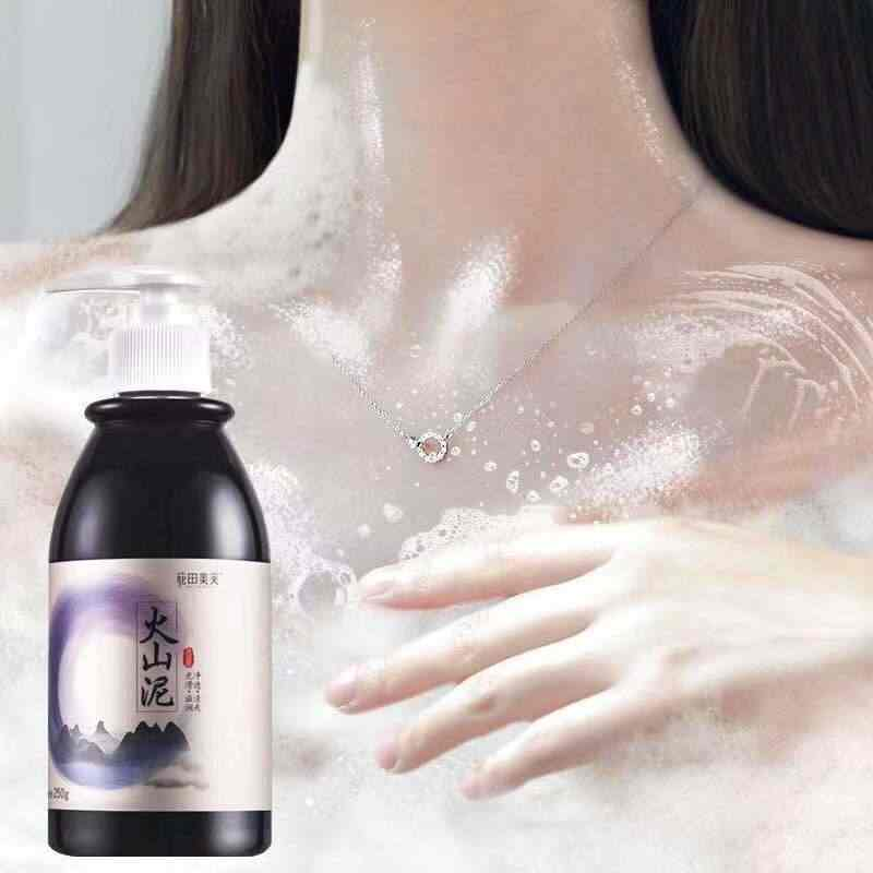 WATIANMPH Lasting Whitening Body Washเจลอาบน้ำDeep Clean DrakผิวMoisturizing Exfoliating Body Careครีม 250G