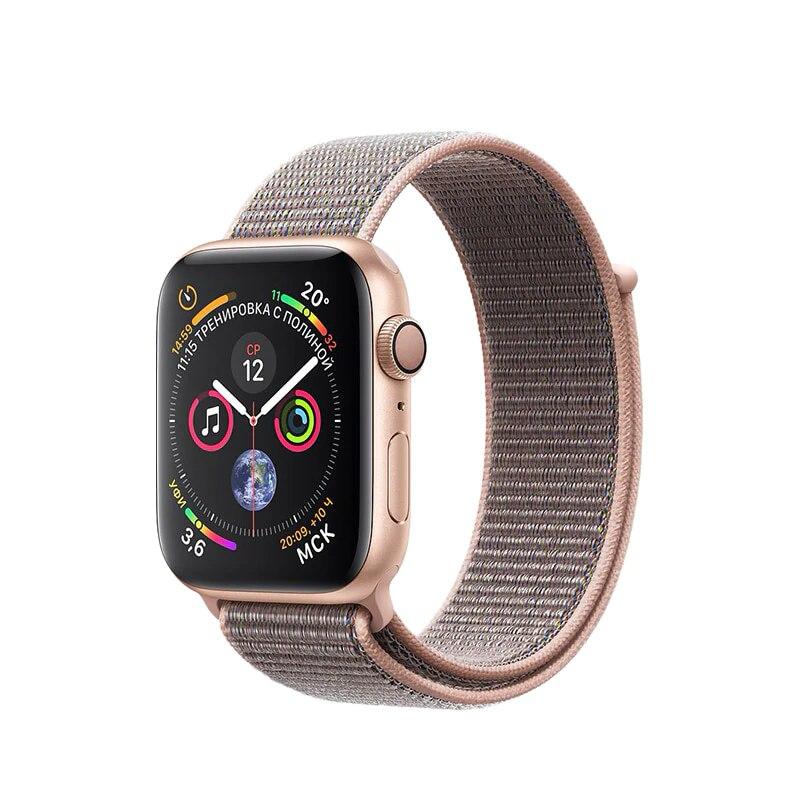 Smart Watch Apple Watch S4, 40 mm Sport Loop 0-0-12 apple remote loop черный