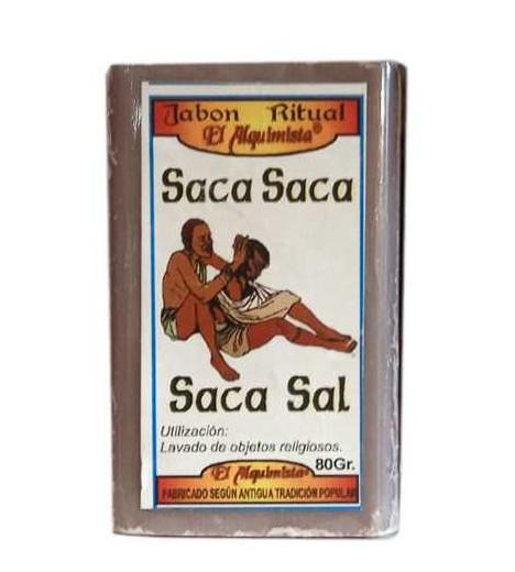 SOAP PULL PULL PULL SALT, Echo HAND 100G.