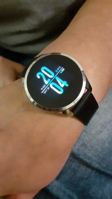 Q9 Smart Watch Waterproof Message call reminder Smartwatch men Heart Rate monitor Fashion Fitness Tracker pk Q8 Q1 Smart Watches    - AliExpress