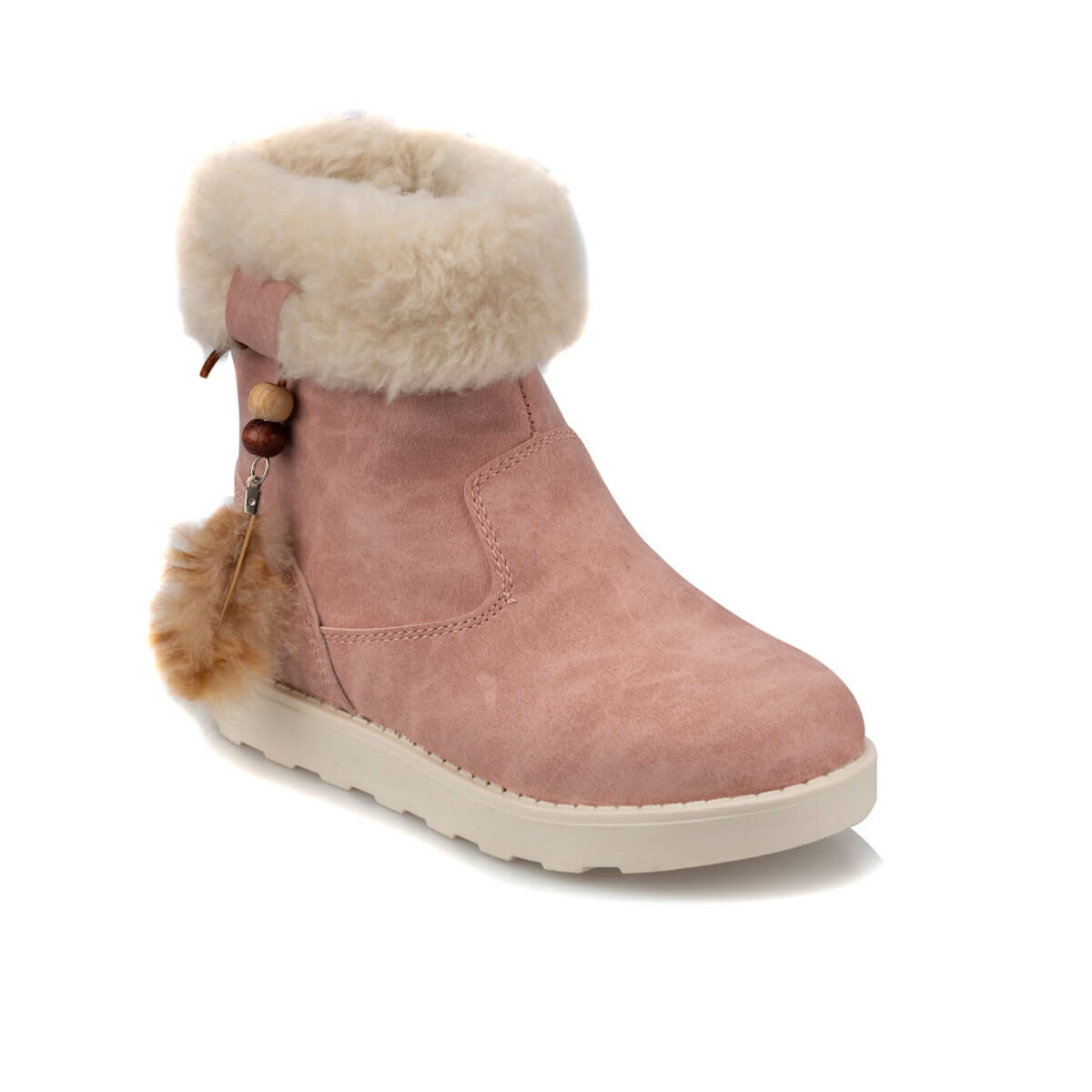 FLO 92.509829.P Pink Female Child Boots Polaris