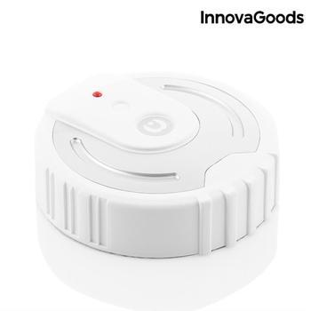 Robot aspirador sin cable inteligente Color blanco Aspiradora mopa fregasuelos Limpieza fregona...
