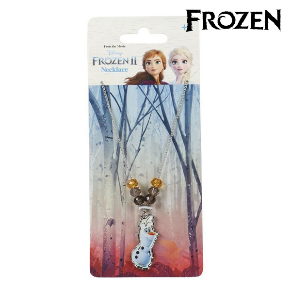 Girl's Necklace Olaf Frozen 73829