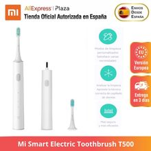 Xiaomi Mi Cepillo de Dientes Dléctrico T500 (Carga inductiva inalámbrica,Boton de encendido y apagado) Versión Global Original