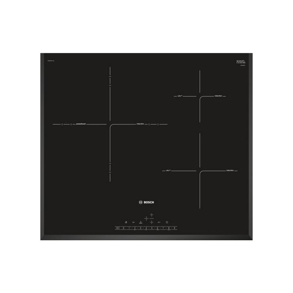Induction Hot Plate BOSCH PID651FC1E 60 Cm (3 Cooking Areas)