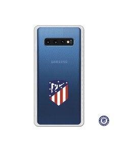 Официальный Атлетико Мадрид clear point shield чехол для Samsung Galaxy S10 Plus