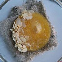 椰丝杏仁糯米船的做法图解2