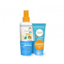 Bioderma Pack Photoderm Kid Spray SPF50 200ml + Regalo Aftersun 100 ml()
