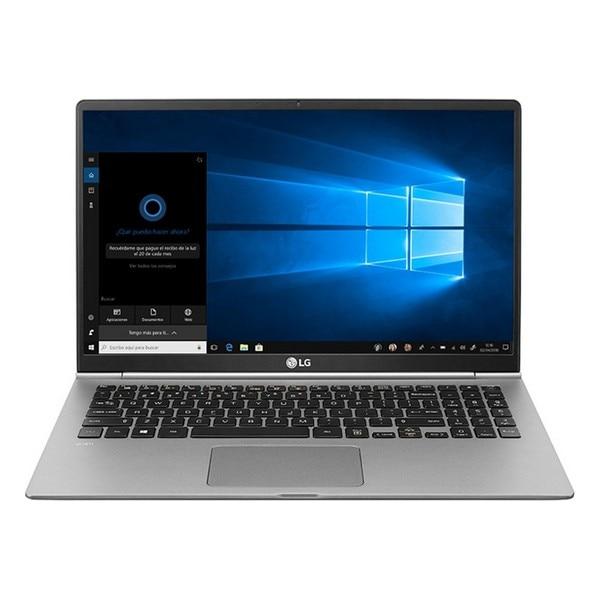 "Notebook LG 5Z990 15 6"" i7 8565U 8 GB RAM 512 GB SSD Silver Laptops     - title="