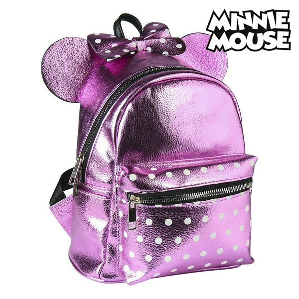 Casual Backpack Minnie Mouse 72821 Pink