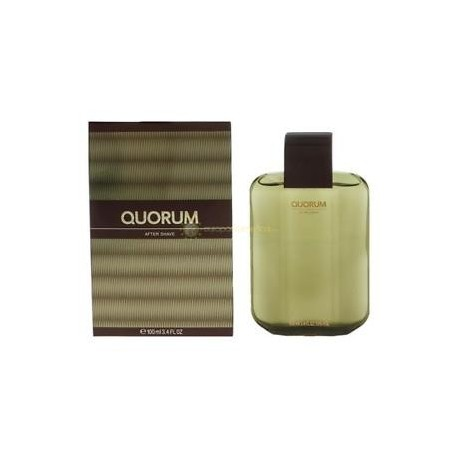 ANTONIO PUIG QUORUM 100ML AFTER SHAVE LOTION