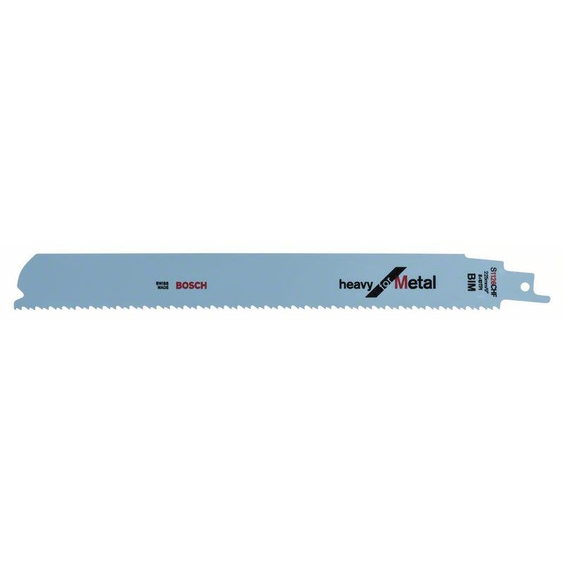 BOSCH-saw Blade Sable S 1126 CHF Heavy For Metal