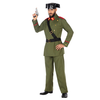 Costume for Adults Military police (4 Pcs)