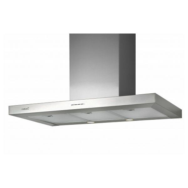 Conventional Hood Cata SYGMA 1200 120 Cm 850 M3/h 67 DB 280W Stainless Steel