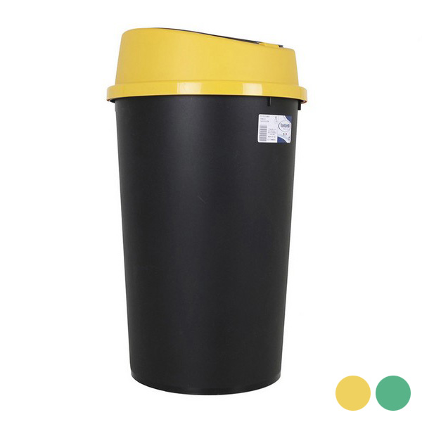 Recycling Waste Bin Push Tontarelli Bingo 25 L