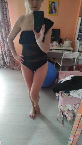 Andzhelika Sexy One Piece Swimsuit Women Ruffle Monokini Push Up Swimwear 2021 Summer Bodysuit Bathing Suit Swim Wear|Body Suits|   - AliExpress