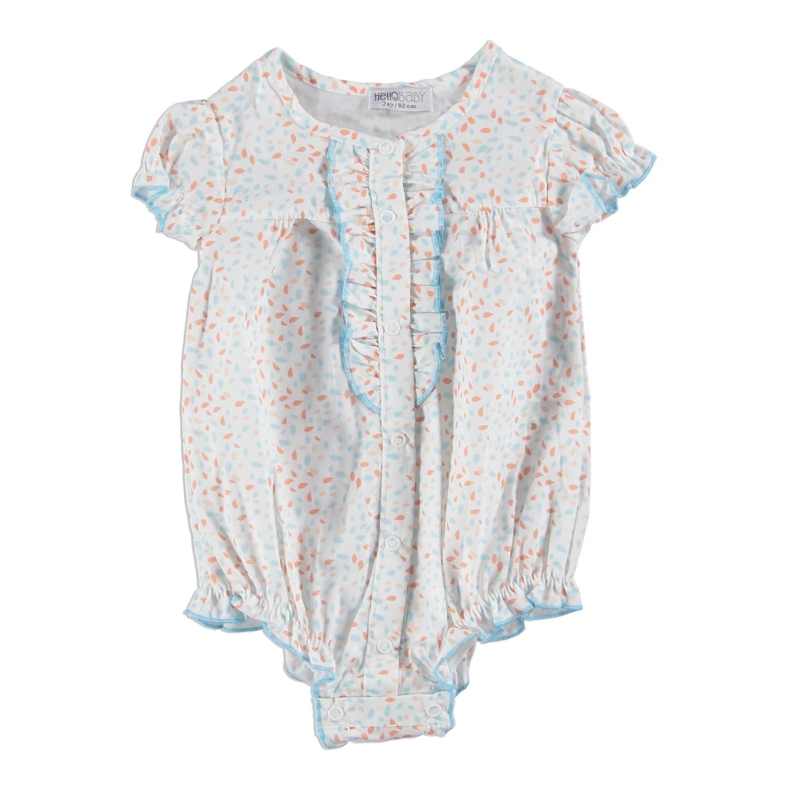 Ebebek HelloBaby Baby Shirt Bodysuit For Girls & Boys