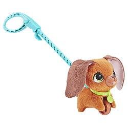 Soft toy Furreal vrienden Kleine huisdier aangelijnd .