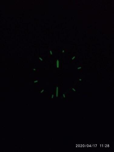 -- Mergulhador Guanqin Relógio