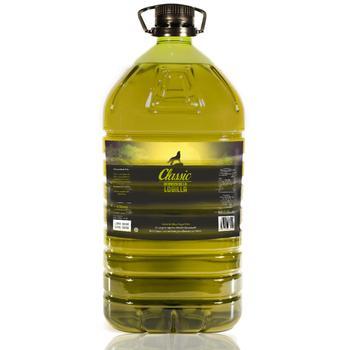 EXTRA virgin olive oil, Herriza de la Lobilla brand, PET 5 litres, Spanish product