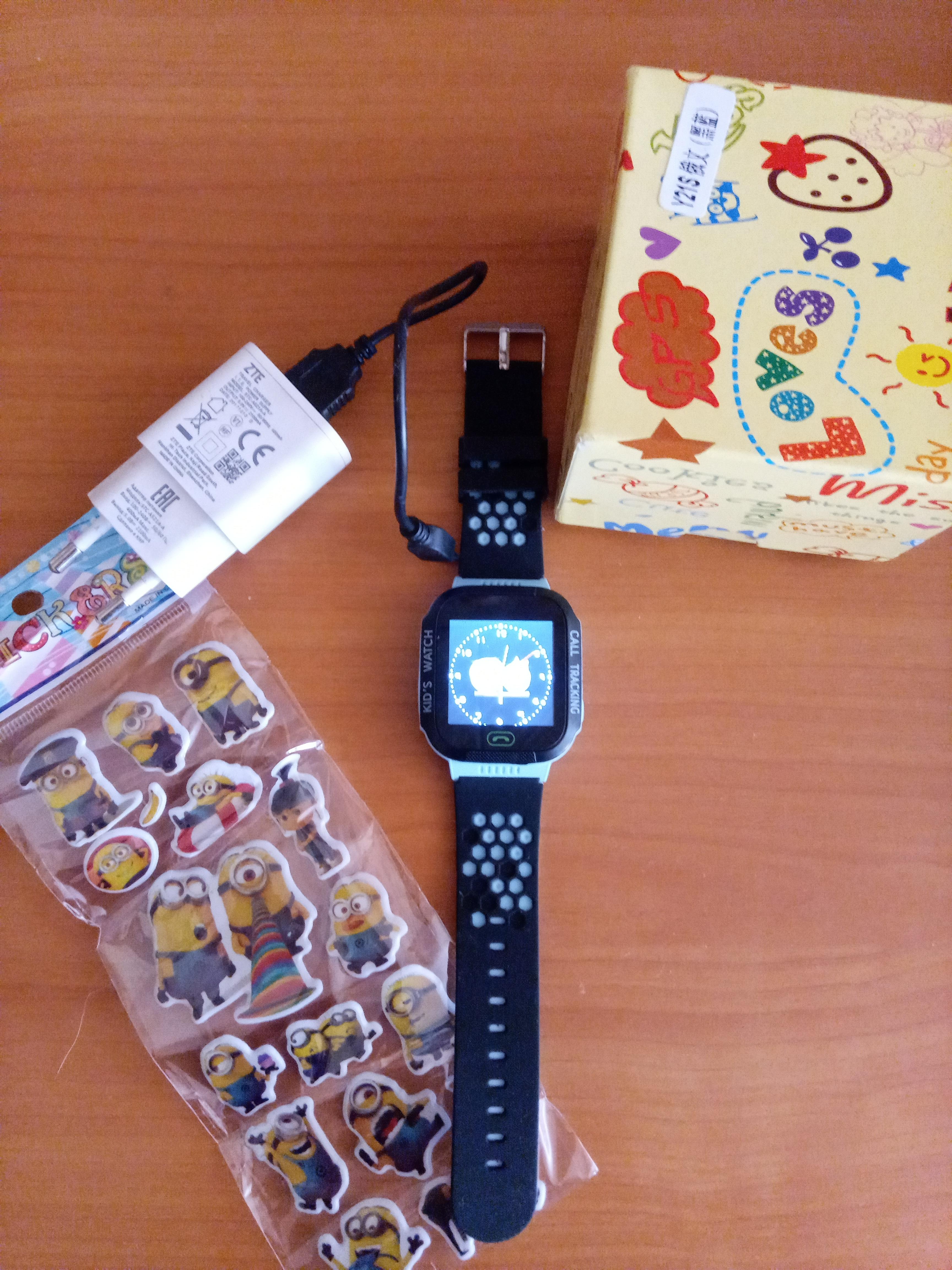Greentiger Q15 Children Smart Watch Camera Flashlight SOS Call  LBS Tracking Location Waterproof Remote MonitorKids Smartwatch|Smart Watches|   - AliExpress
