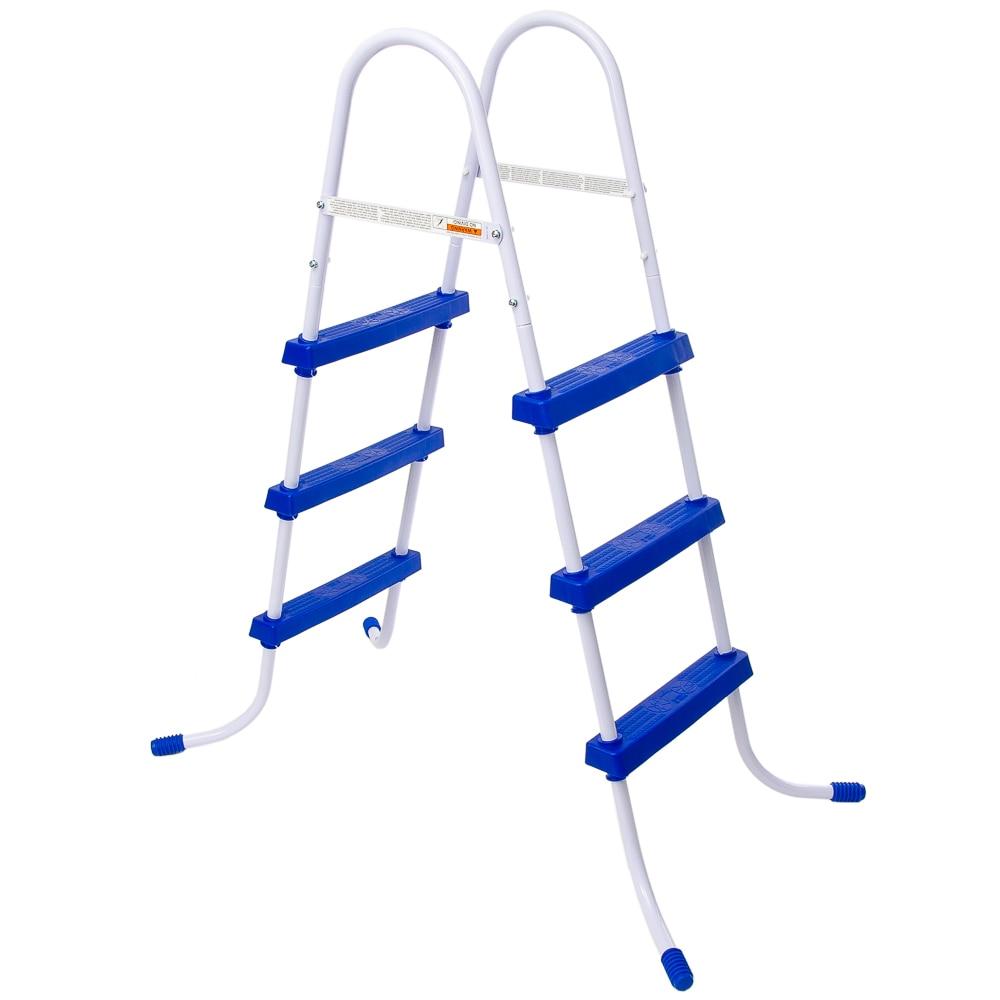 Bestway Ladder For Swimming Pools, Steel, 91 Cm