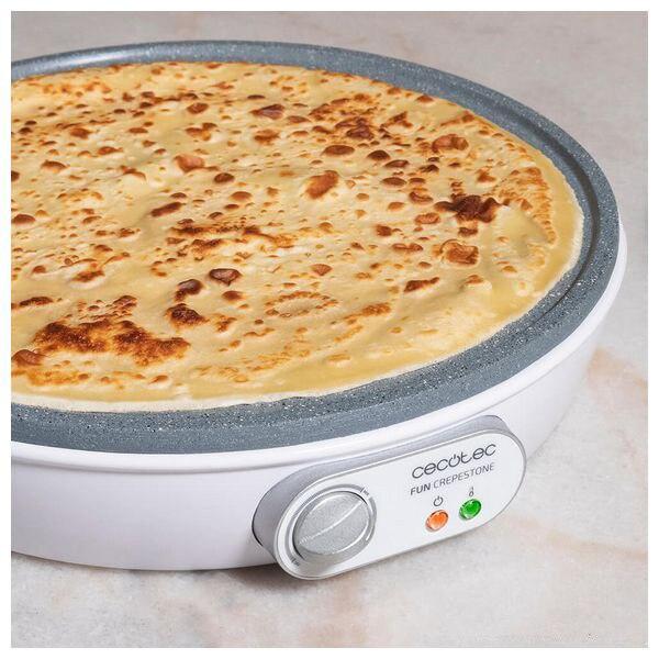 Crepe Maker Cecotec Crepestone 1000W