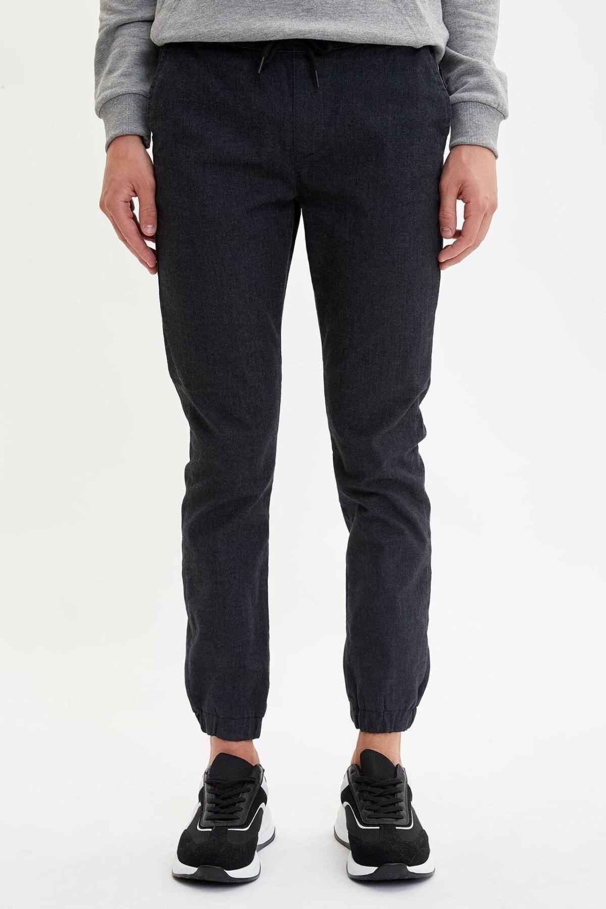 DeFacto Man Trousers-L3284AZ19AU