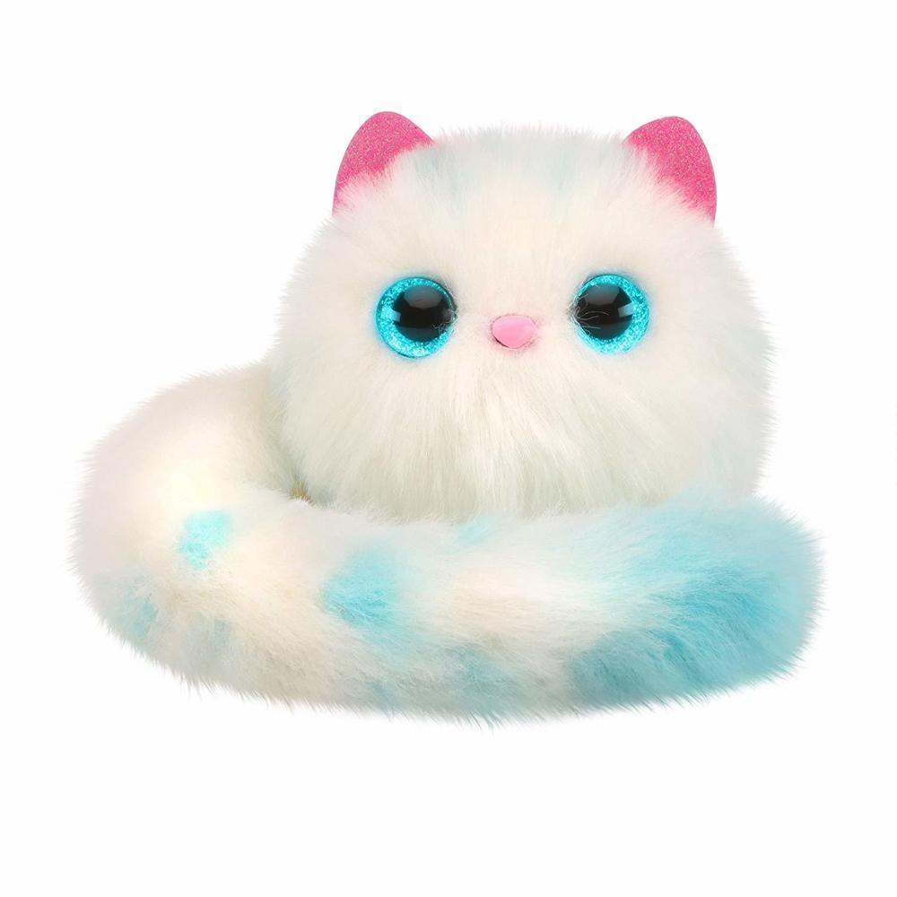 Котенок Pomsies Снежок интерактивная игрушка