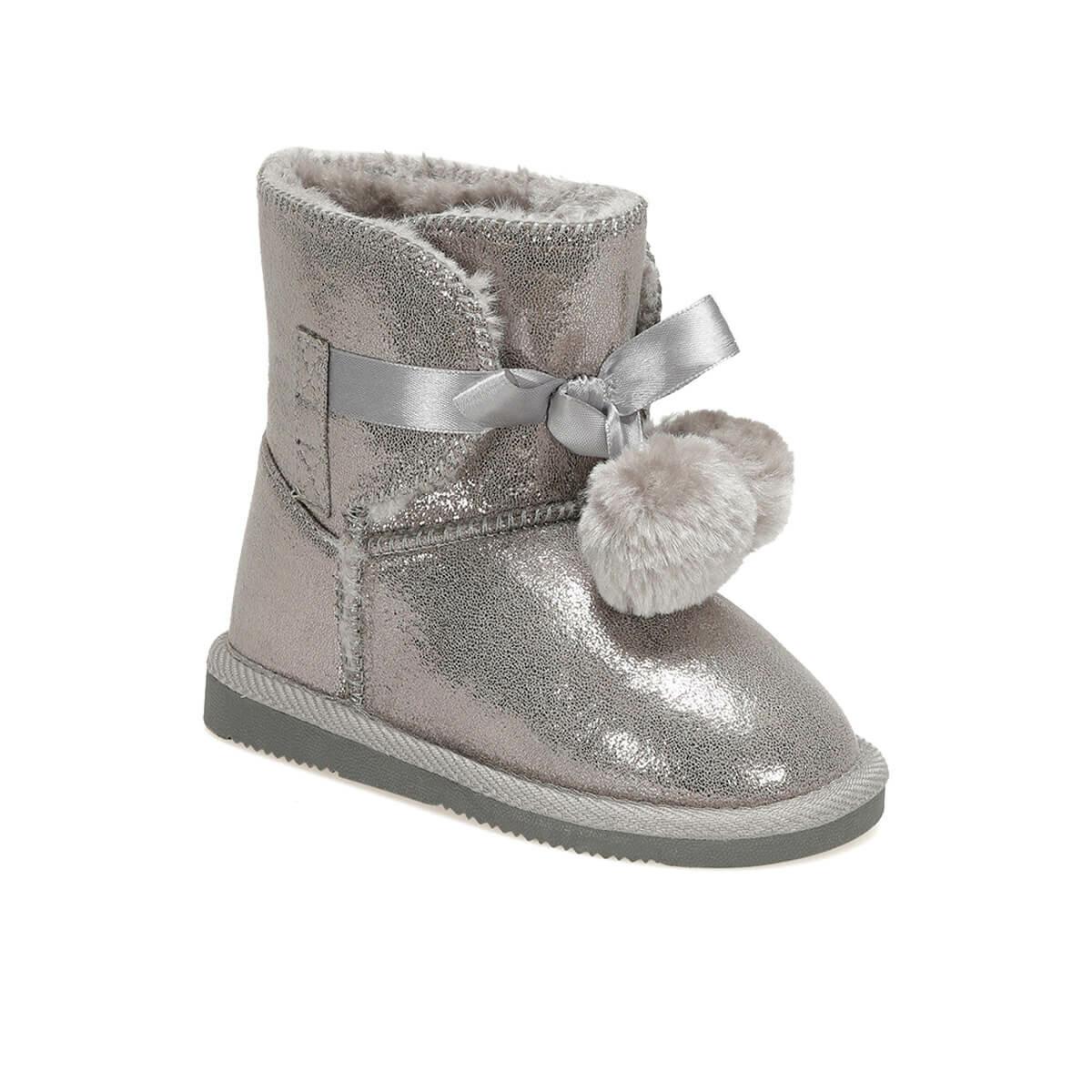 FLO 92.511811.P Silver Female Child Boots Polaris