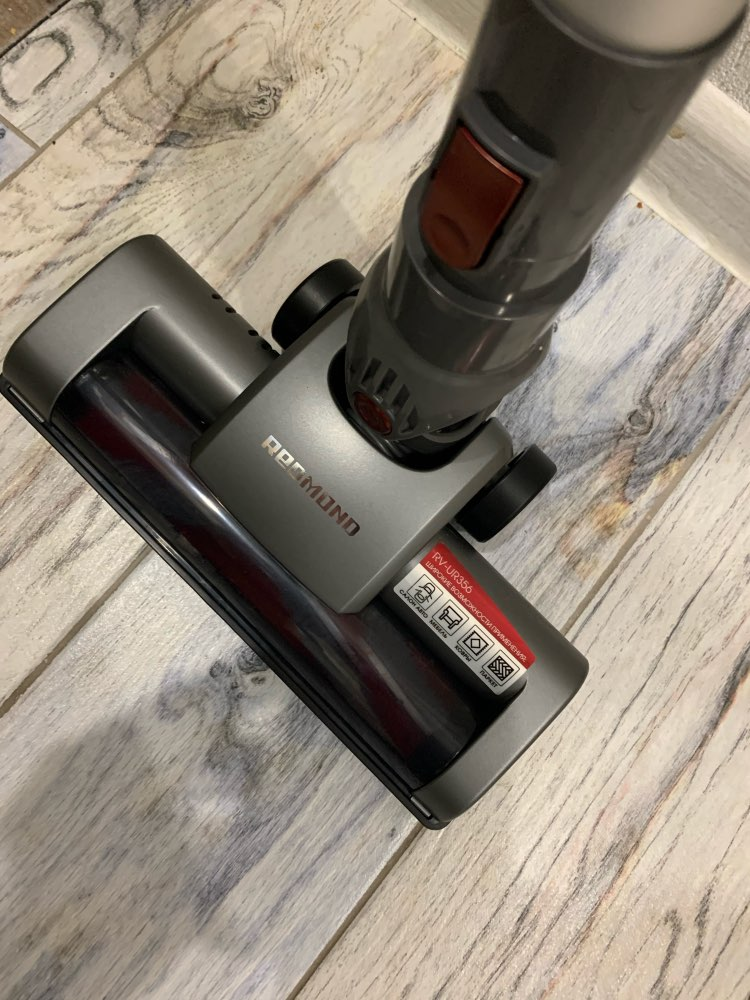 Wireless vacuum cleaner Redmond RV UR356 household appliances for home appliances cordless handheld|Vacuum Cleaners|   - AliExpress