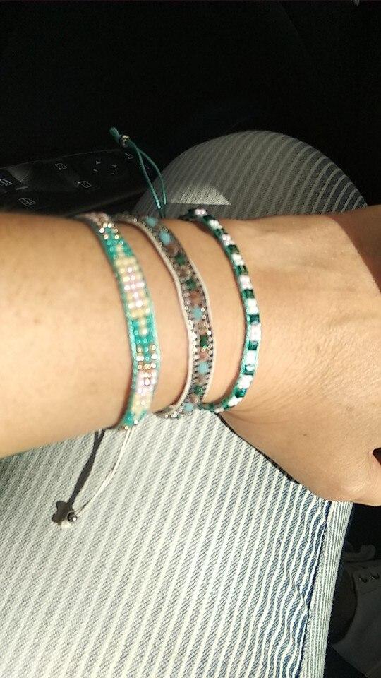 Bracelet Miyuki Maya photo review