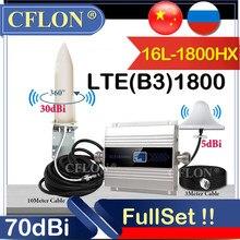 HotDeal!! 900 1800 2100 2600Mhz 4G Cellular Amplifier GSM DCS WCDMA LTE 4G CellPhone Booster GSM Repeater 2G3G4G Signal Booster