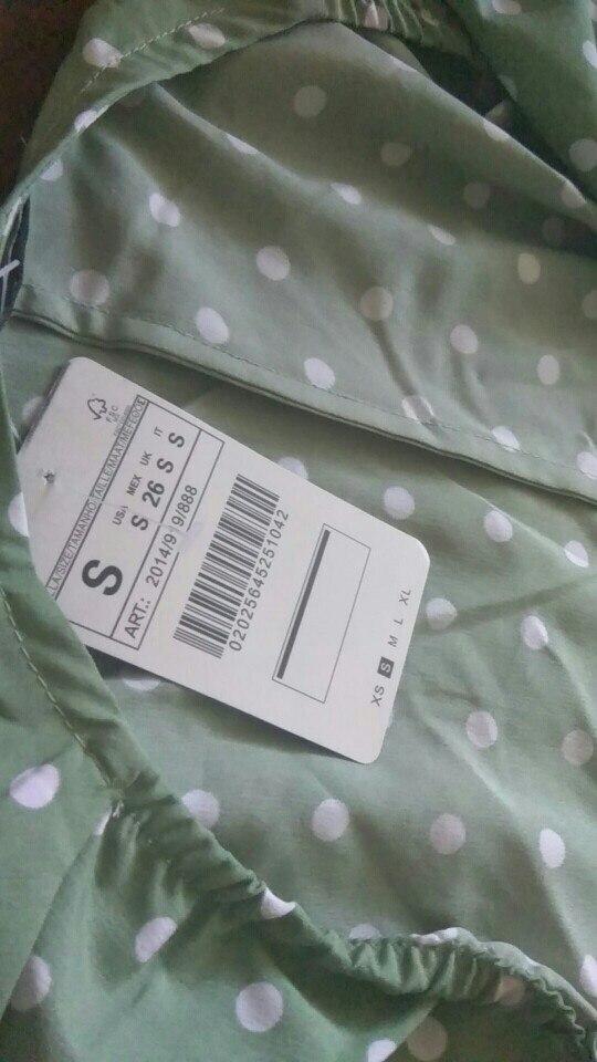 Sexy Deep V Neck Dot Print Women Chiffon Blouse Shirt Lantern Sleeve Bow Tie Female Casual Top Shirt Summer Beach Blouse photo review